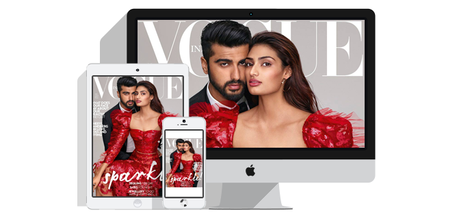 Vogue Digital Subscription, 1 Year + Free Gift