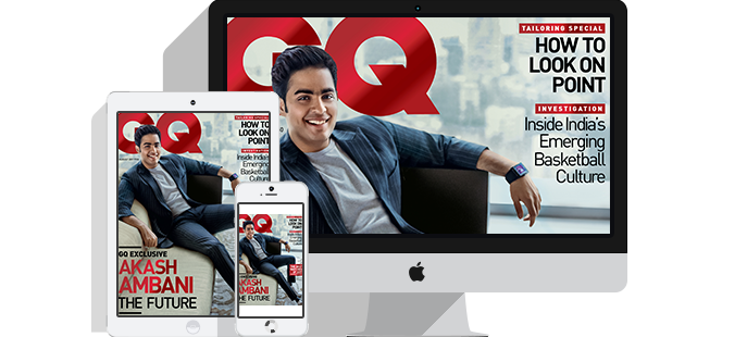 GQ - Digital 1 Year