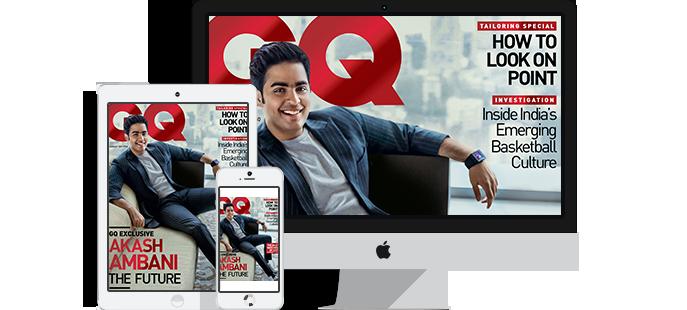 GQ - Digital 1 Year