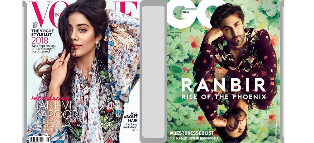 Vogue + GQ - Print 1 Yr + Free Gift