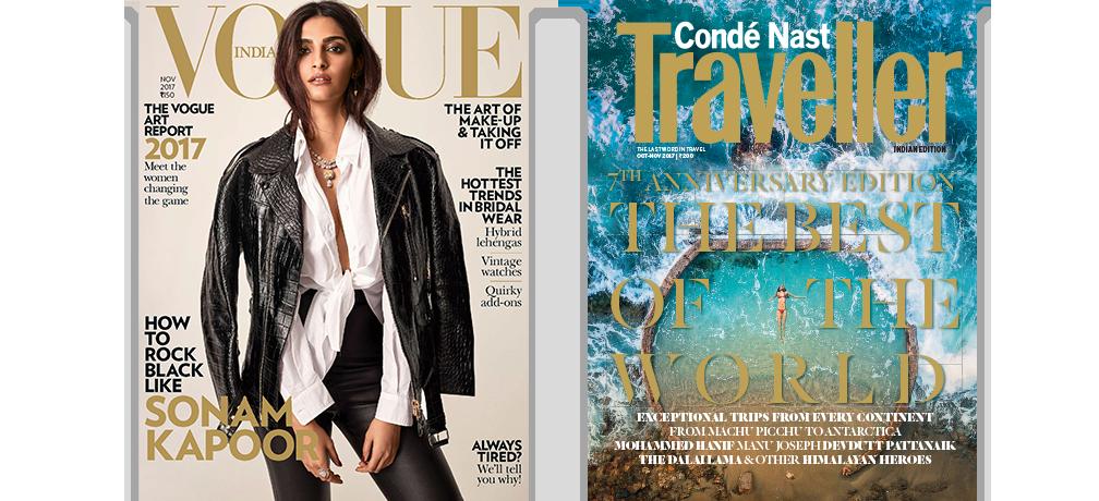 Vogue + CNT- Print 1 Yr + Free Gift