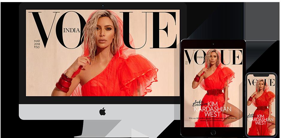 Vogue Digital, March 2018 Issue