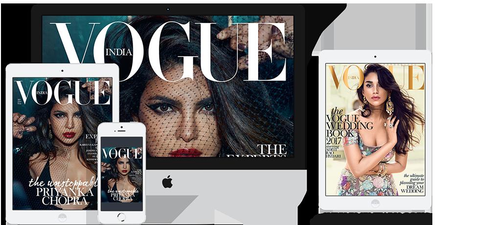 Vogue Digital 1 Year + Free Gift