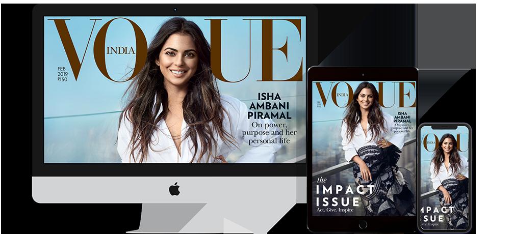 Vogue Digital 1 Year