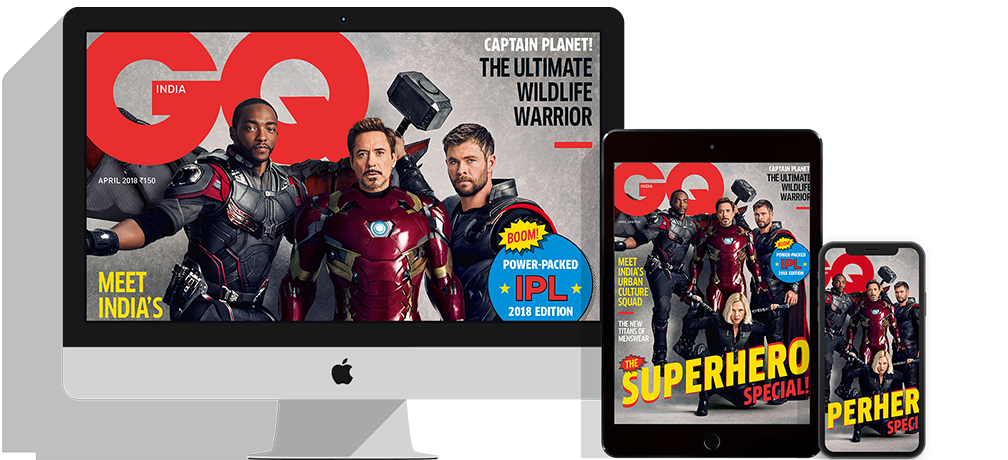 GQ Digital 1 Year