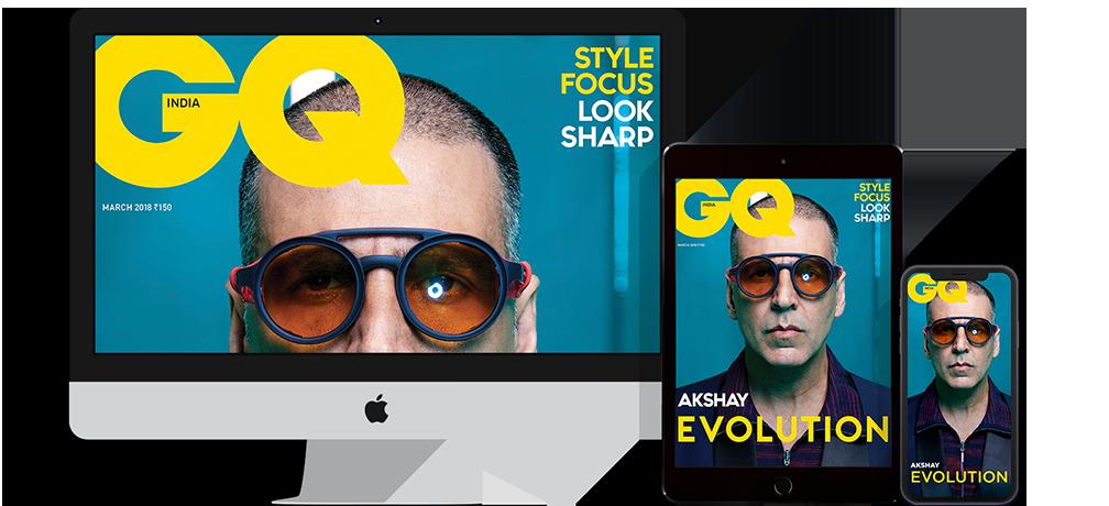 GQ Digital 1 Year