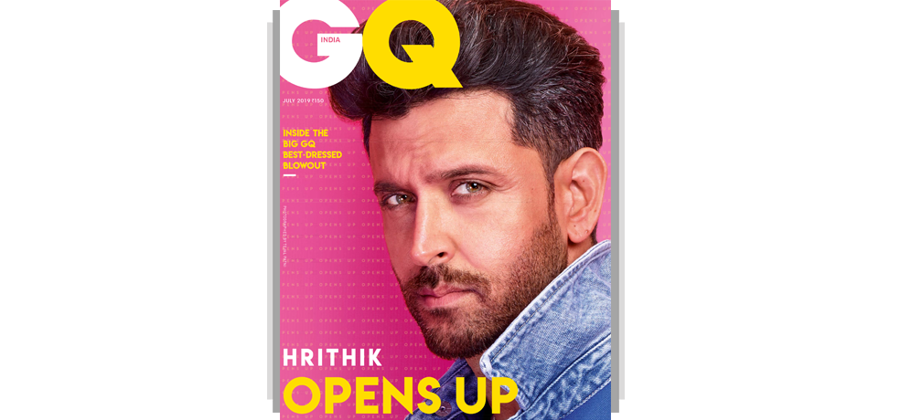 GQ Print, July 2019 Issue